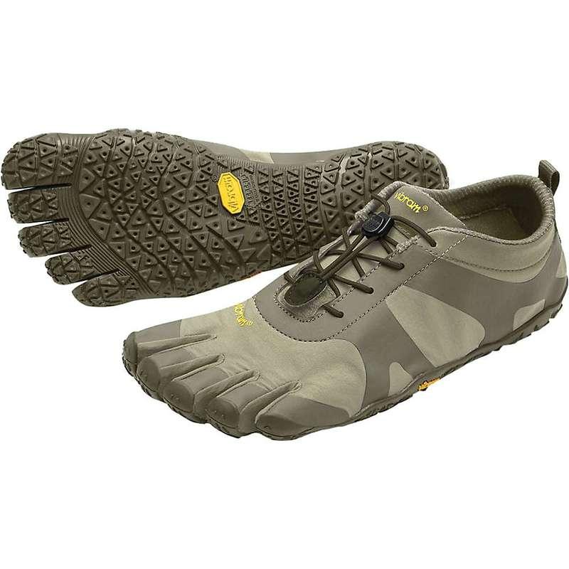 ビブラムファイブフィンガーズ レディース スニーカー シューズ Vibram Five Fingers Women's V-Alpha Shoe Sand / Khaki