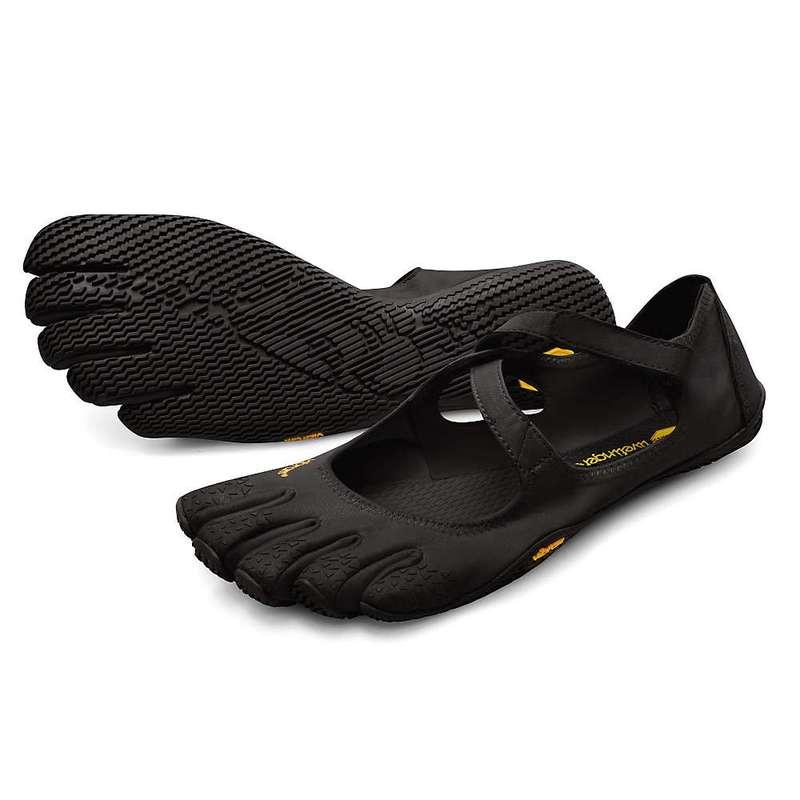 ビブラムファイブフィンガーズ レディース スニーカー シューズ Vibram Five Fingers Women's V-Soul Shoe Black