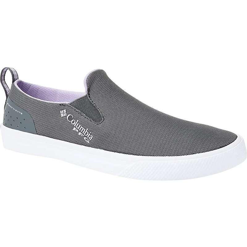 コロンビア レディース スニーカー シューズ Columbia Women's Dorado Slip PFG Shoe Graphite / Soft Violet