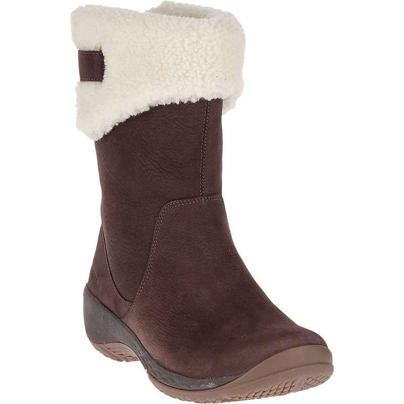 メレル レディース ブーツ・レインブーツ シューズ Merrell Women's Encore Q2 Boot Espresso