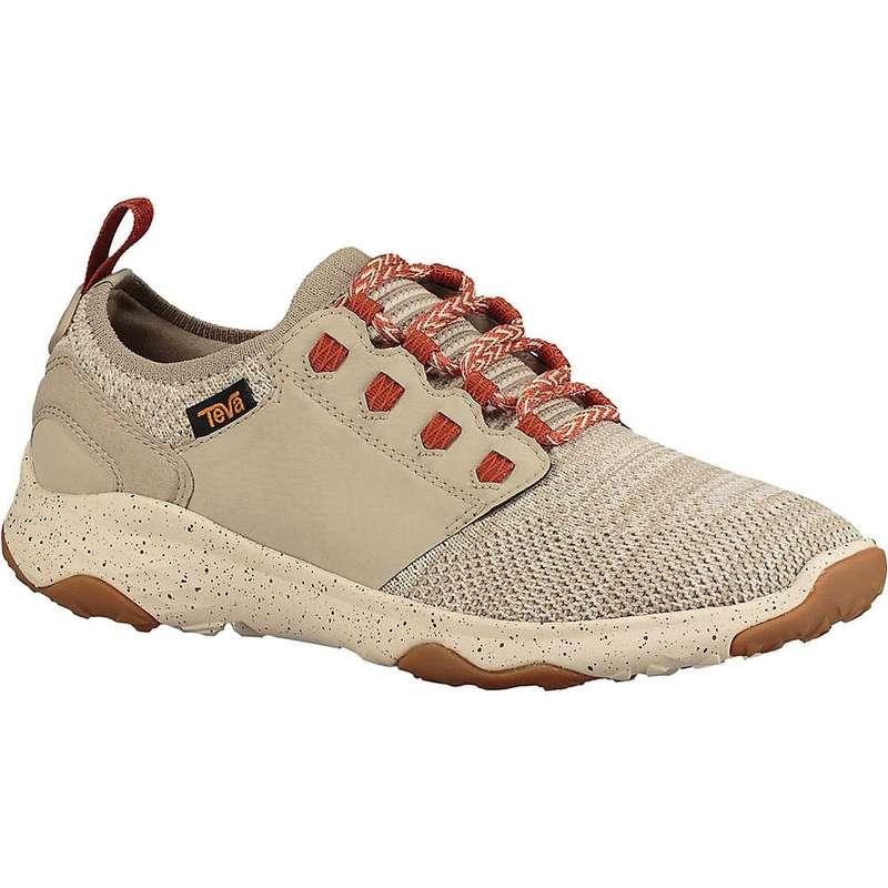テバ レディース ブーツ・レインブーツ シューズ Teva Women's Arrowood 2 Knit Shoe Plaza Taupe