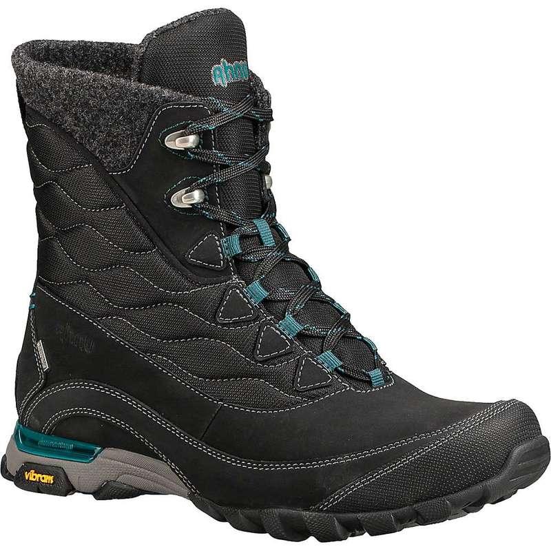 テバ レディース ブーツ・レインブーツ シューズ Teva Women's Sugarfrost Insulated WP Boot Black