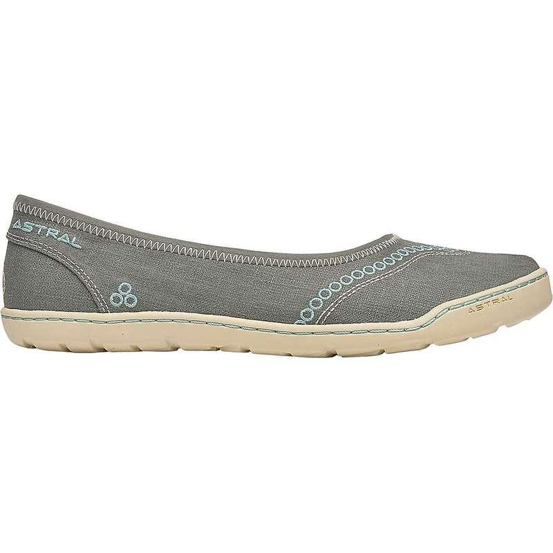 アストラル レディース ブーツ・レインブーツ シューズ Astral Women's Hemp Maria Shoe Granite Gray