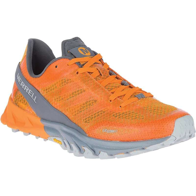 メレル レディース スニーカー シューズ Merrell Women's MTL Cirrus Shoe Flame Orange / Turbulence