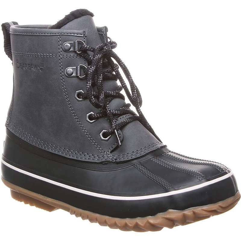 ベアパウ レディース ブーツ・レインブーツ シューズ Bearpaw Women's Estelle Boot Black II