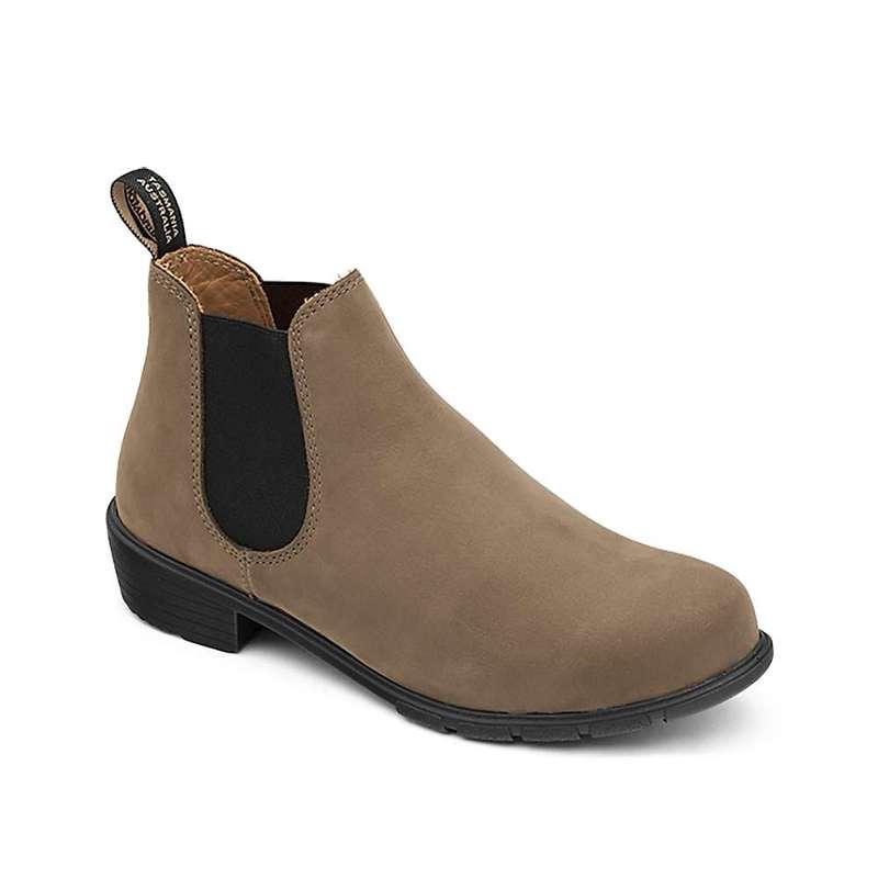 ブランドストーン レディース ブーツ・レインブーツ シューズ Blundstone Women's 1974 Boot Stone Nubuck