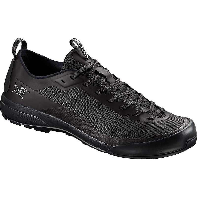 アークテリクス レディース ブーツ・レインブーツ シューズ Arcteryx Women's Konseal LT Shoe Black / Black
