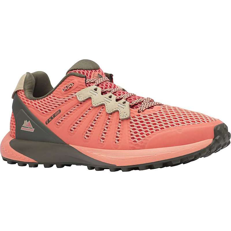 コロンビア レディース スニーカー シューズ Columbia Women's Montrail F.K.T. Shoe Faded Peach / Peatmoss