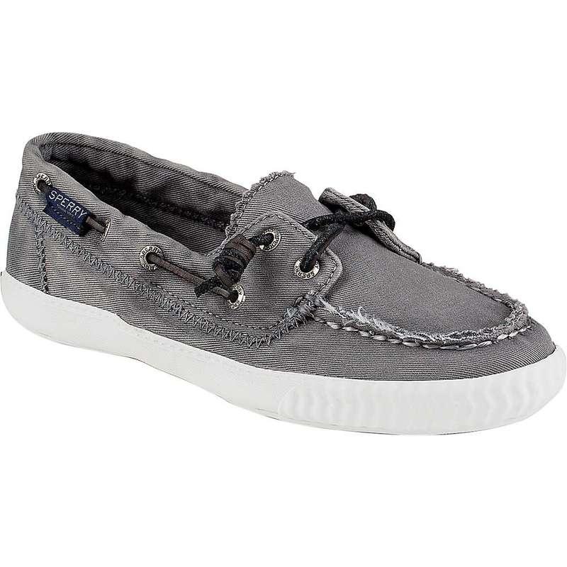 スペリー レディース スニーカー シューズ Sperry Women's Sayel Away Washed Shoe Grey