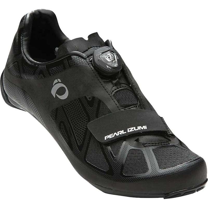 パールイズミ レディース スニーカー シューズ Pearl Izumi Women's Race Road IV Shoe Black / Black