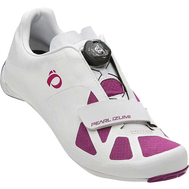 パールイズミ レディース スニーカー シューズ Pearl Izumi Women's Race Road IV Shoe Purple Wine