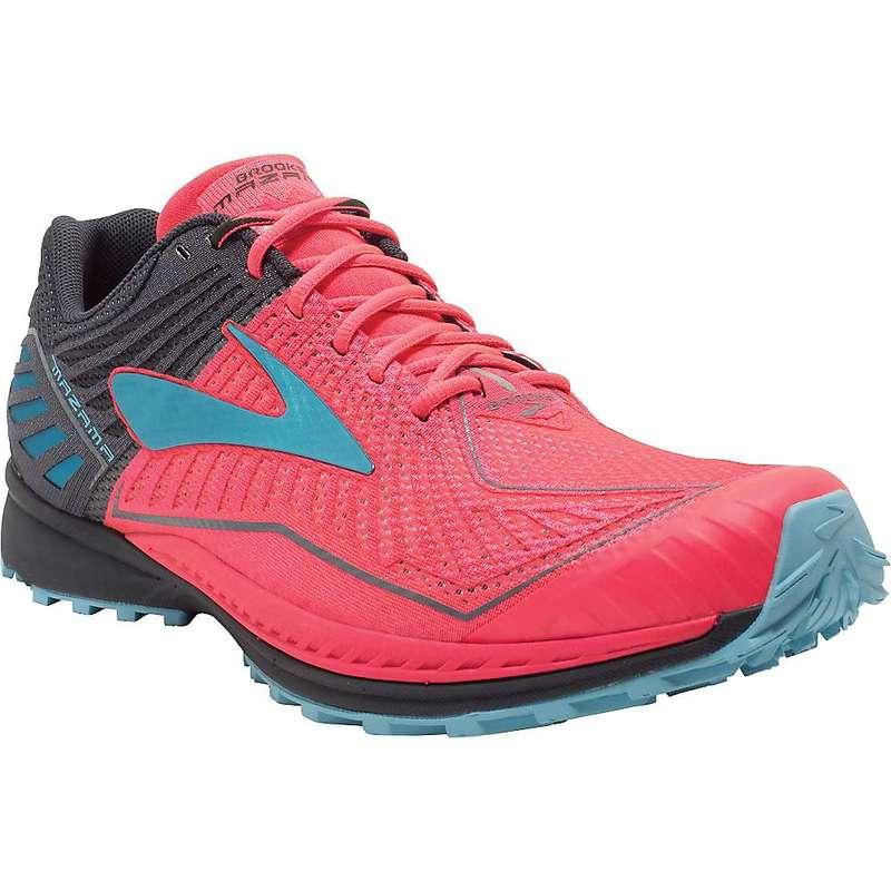 ブルックス レディース スニーカー シューズ Brooks Women's Mazama Trail Running Shoe Diva Pink / Anthracite / Bluefish