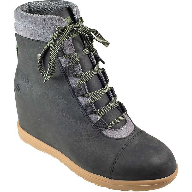 フォーセイク レディース ブーツ・レインブーツ シューズ Forsake Women's Alma Boot Black