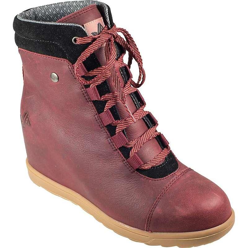 フォーセイク レディース ブーツ・レインブーツ シューズ Forsake Women's Alma Boot Burgundy