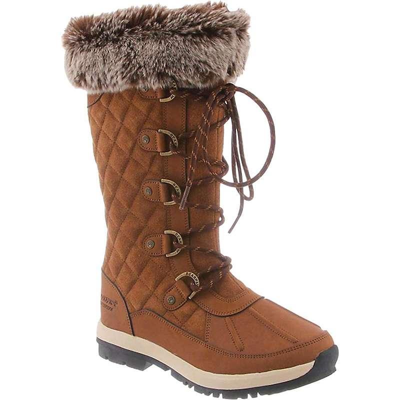 ベアパウ レディース ブーツ・レインブーツ シューズ Bearpaw Women's Gwyneth Boot Hickory II
