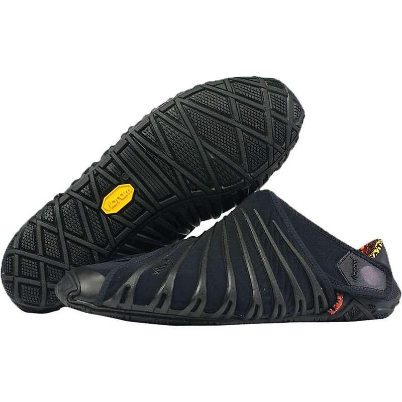 ビブラムファイブフィンガーズ レディース ブーツ・レインブーツ シューズ Vibram Women's Furoshiki Shoes Black
