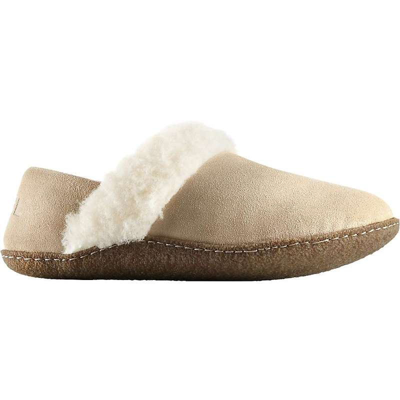 ソレル レディース サンダル シューズ Sorel Women's Nakiska II Slipper British Tan / Natural
