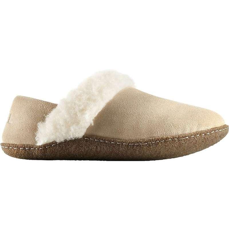 ソレル レディース サンダル シューズ Sorel Women's Nakiska II Slipper British Tan / Natural