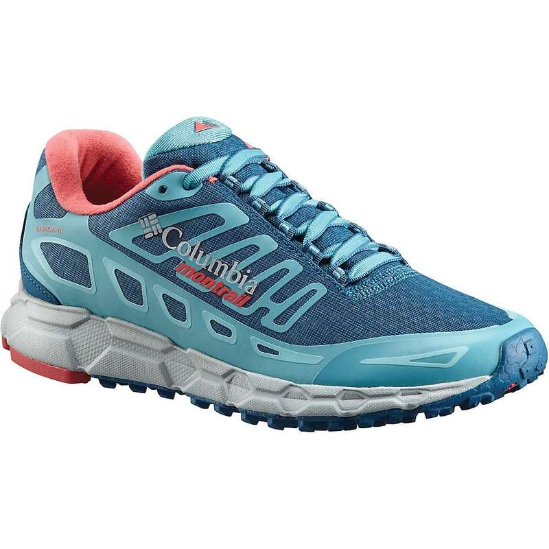 コロンビア レディース スニーカー シューズ Columbia Women's Bajada III Winter Shoe Phoenix Blue / Sunset Red
