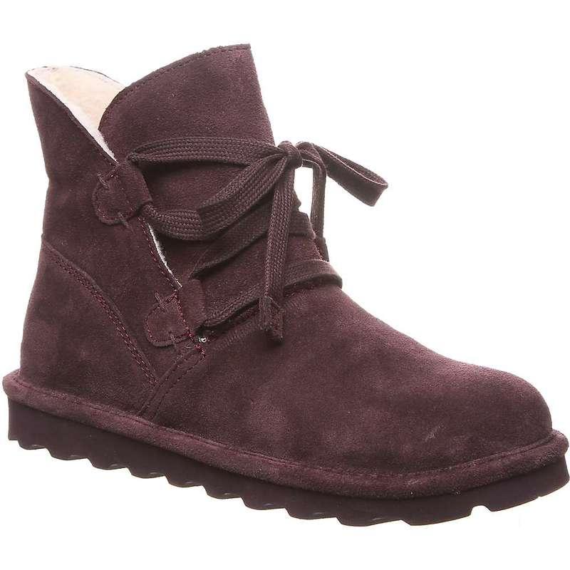 ベアパウ レディース ブーツ・レインブーツ シューズ Bearpaw Women's Zora Boot Fig