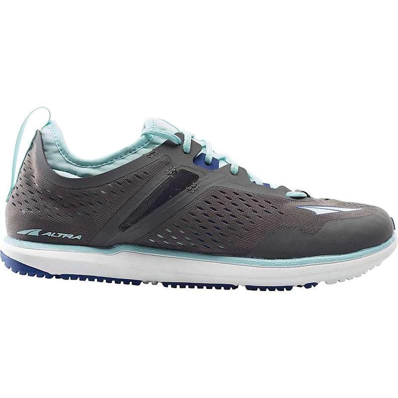 オルトラ レディース スニーカー シューズ Altra Women's Kayenta Shoe Grey / Blue