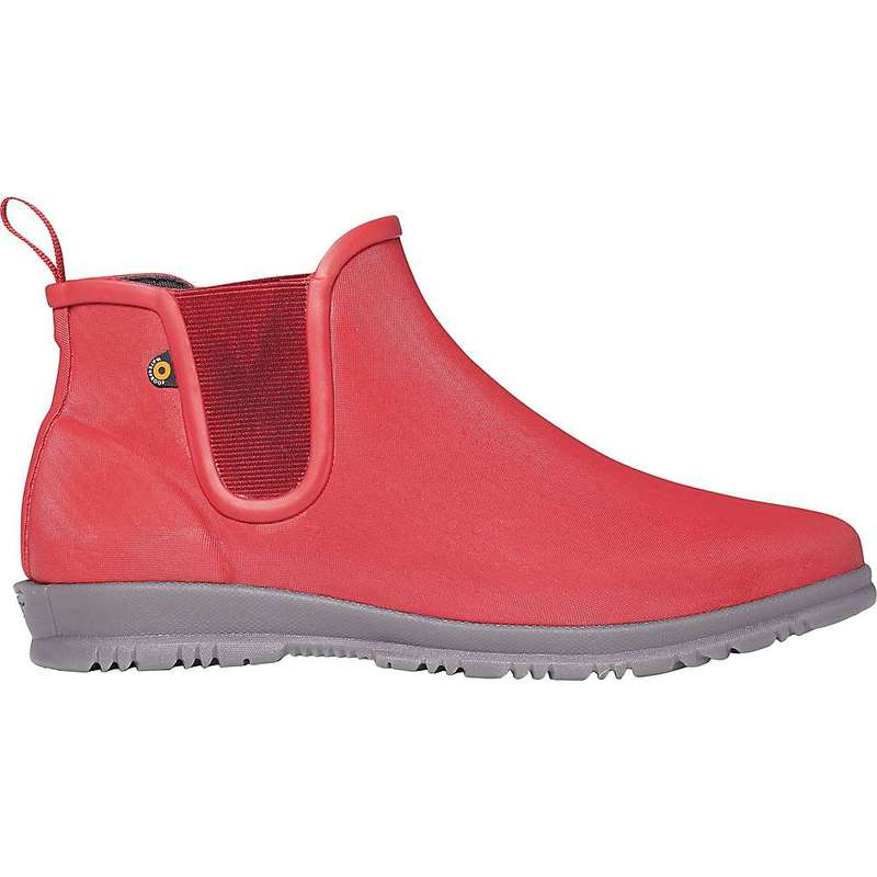 ボグス レディース ブーツ・レインブーツ シューズ Bogs Women's Sweet Pea Boot Red