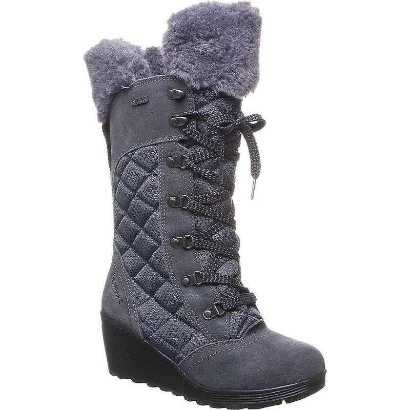 ベアパウ レディース ブーツ・レインブーツ シューズ Bearpaw Women's Destiny Boot Charcoal