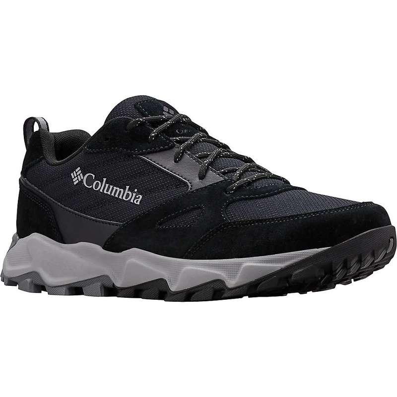 コロンビア レディース ブーツ・レインブーツ シューズ Columbia Men's IVO Trail Shoe Black/Steam