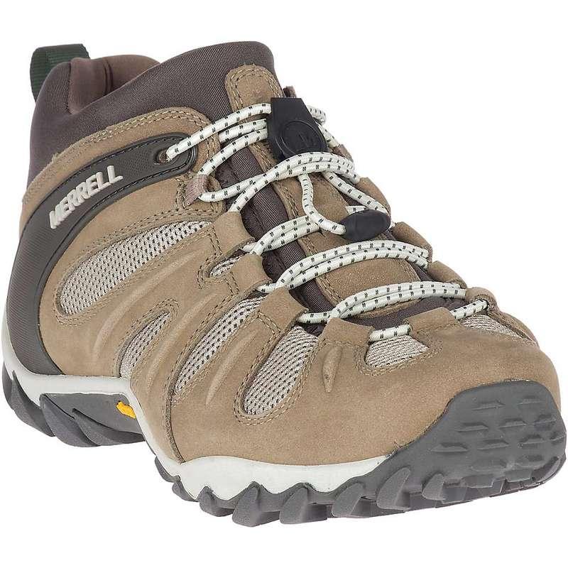 メレル レディース ブーツ・レインブーツ シューズ Merrell Women's Chameleon 8 Stretch Shoe Brindle