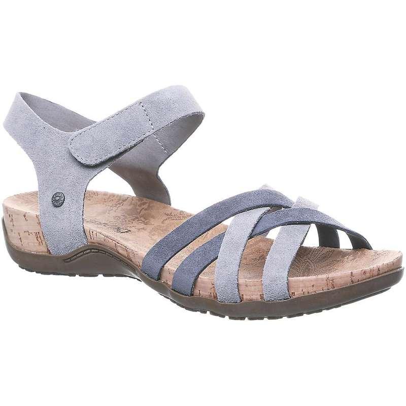 ベアパウ レディース サンダル シューズ Bearpaw Women's Meri Sandal Grey Fog