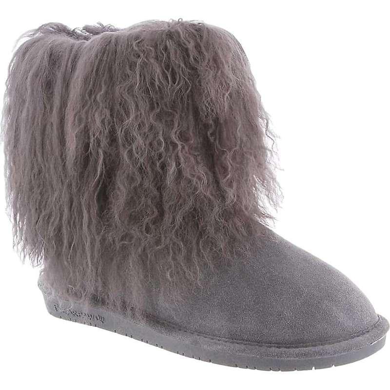 ベアパウ レディース ブーツ・レインブーツ シューズ Bearpaw Women's Boo Boot CharcoalkXZuwPOTil