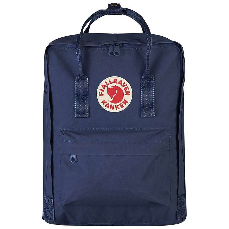 フェールラーベン メンズ バックパック・リュックサック バッグ Fjallraven Kanken Backpack Royal Blue