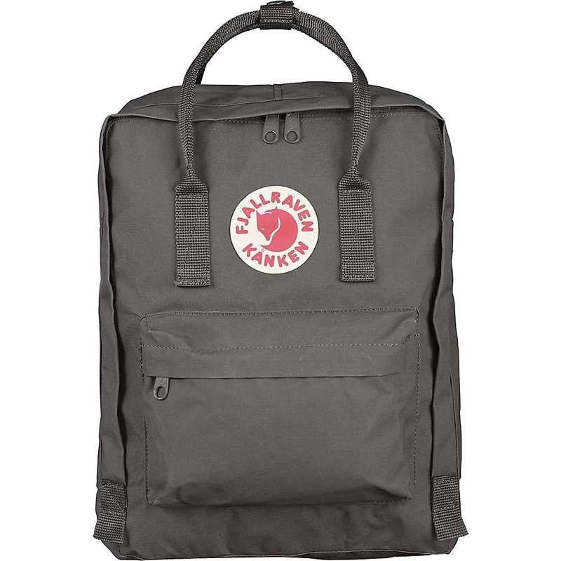 フェールラーベン メンズ バックパック・リュックサック バッグ Fjallraven Kanken Backpack Super Grey