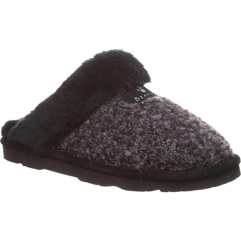 Bearpaw ベアパウ II レディース サンダル Women's Effie Black Sandal シューズ