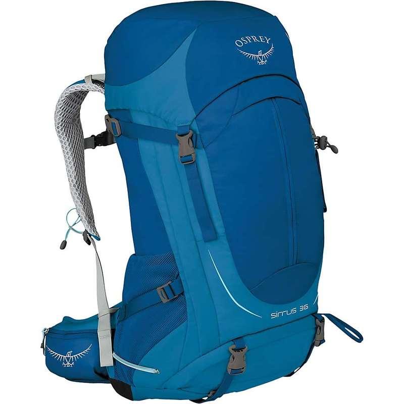 オスプレー レディース バックパック・リュックサック バッグ Osprey Women's Sirrus 36 Pack Summit Blue