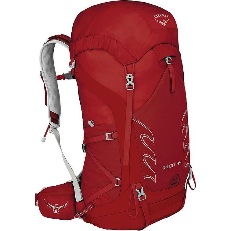 オスプレー メンズ バックパック・リュックサック バッグ Osprey Men's Talon 44 Pack Martian Red