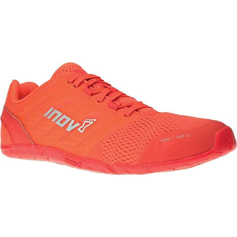 イノヴェイト レディース スニーカー シューズ Inov8 Women's Bare-XF 210 V2 Shoe Coral