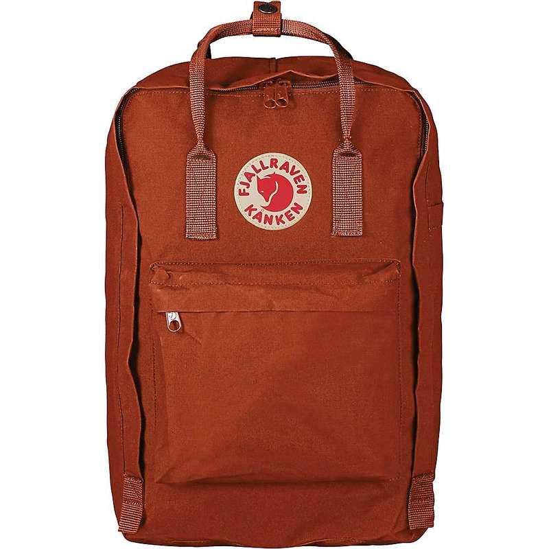 フェールラーベン メンズ バックパック・リュックサック バッグ Fjallraven Kanken 17 Inch Laptop Bag Autumn Leaf