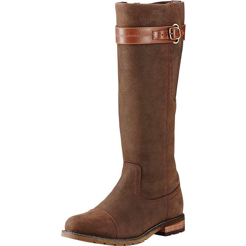 アリアト レディース ブーツ・レインブーツ シューズ Ariat Women's Stoneleigh H2O Boot Java