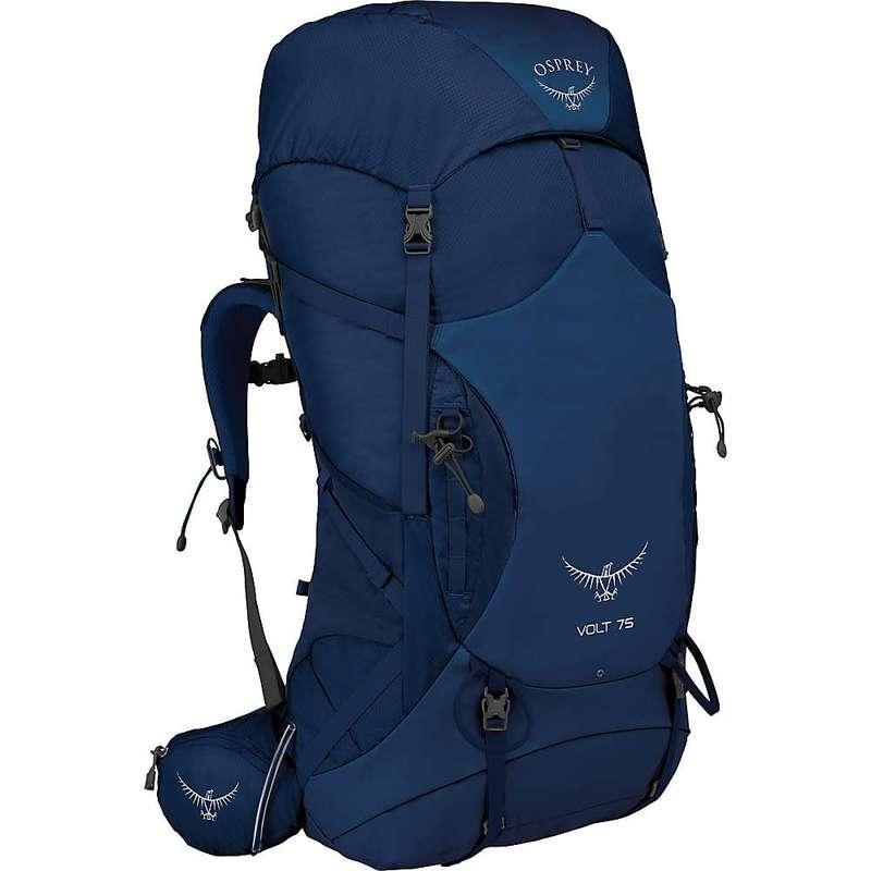 オスプレー メンズ バックパック・リュックサック バッグ Osprey Volt 75 Backpack Portada Blue