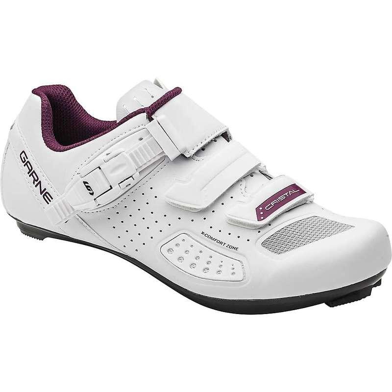 イルスガーナー レディース スニーカー シューズ Louis Garneau Women's Cristal II Shoe White