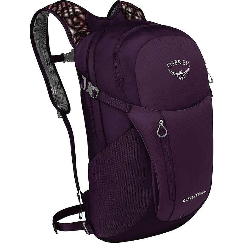 オスプレー メンズ バックパック・リュックサック バッグ Osprey Daylite Plus Pack Amulet Purple