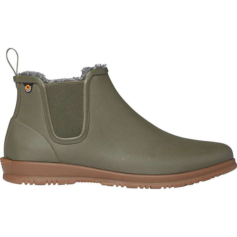 ボグス レディース スニーカー シューズ Bogs Women's Sweetpea Chelsea Winter Shoe Olive