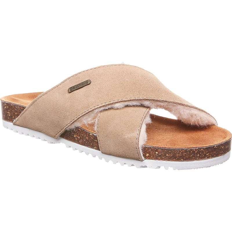 ベアパウ レディース サンダル シューズ Bearpaw Women's Britton Sandal Sand