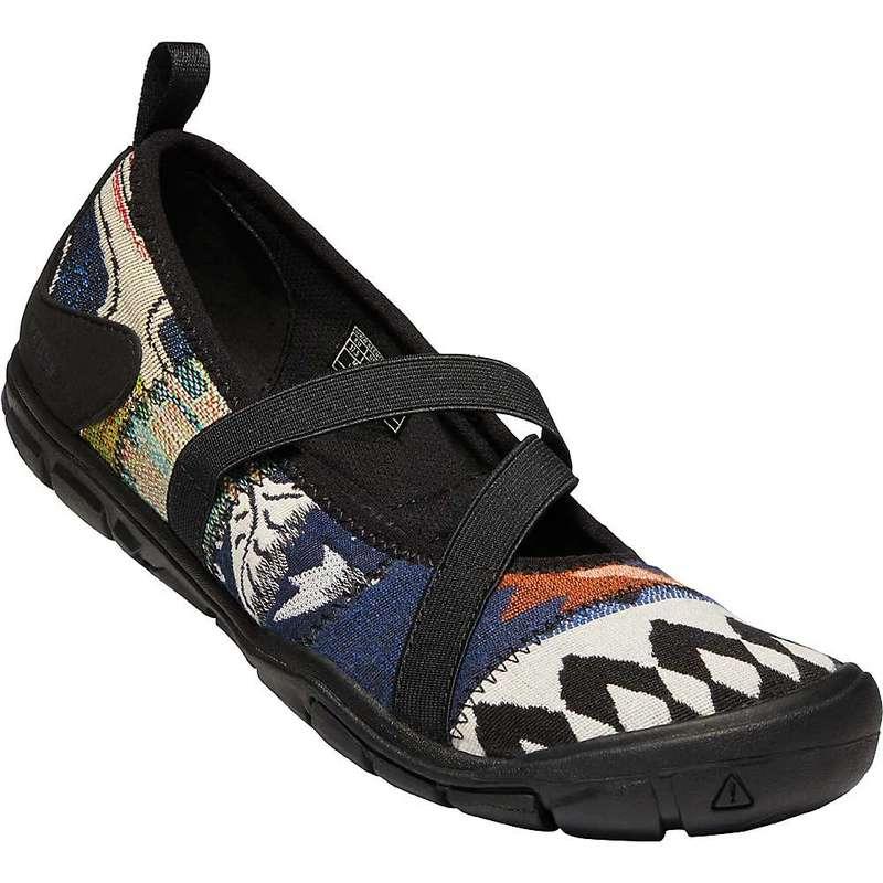 キーン レディース スニーカー シューズ Keen Women's Hush Knit MJ CNX Shoe Multi