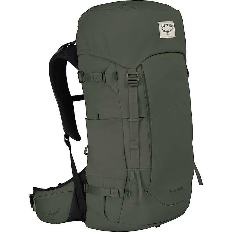 人気特価 オスプレー メンズ バックパック・リュックサック バッグ Osprey Men's Archeon 45 Backpack Haybale Green, ベップシ ffffb74d