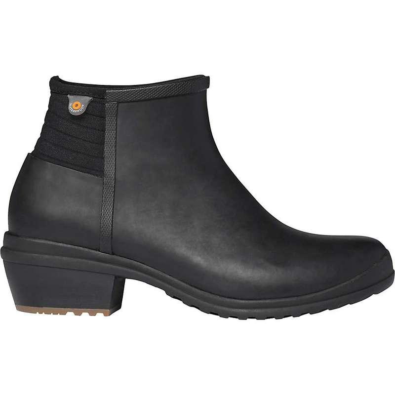 ボグス レディース ブーツ・レインブーツ シューズ Bogs Women's Vista Ankle Boot Black