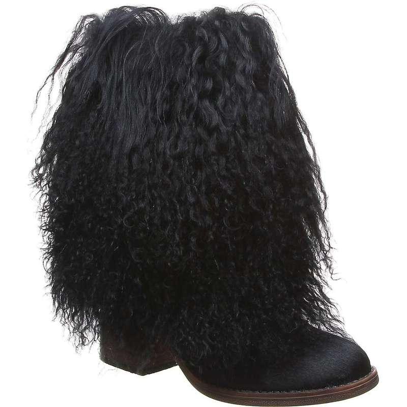 ベアパウ レディース ブーツ・レインブーツ シューズ Bearpaw Women's Boticia Boot Black II