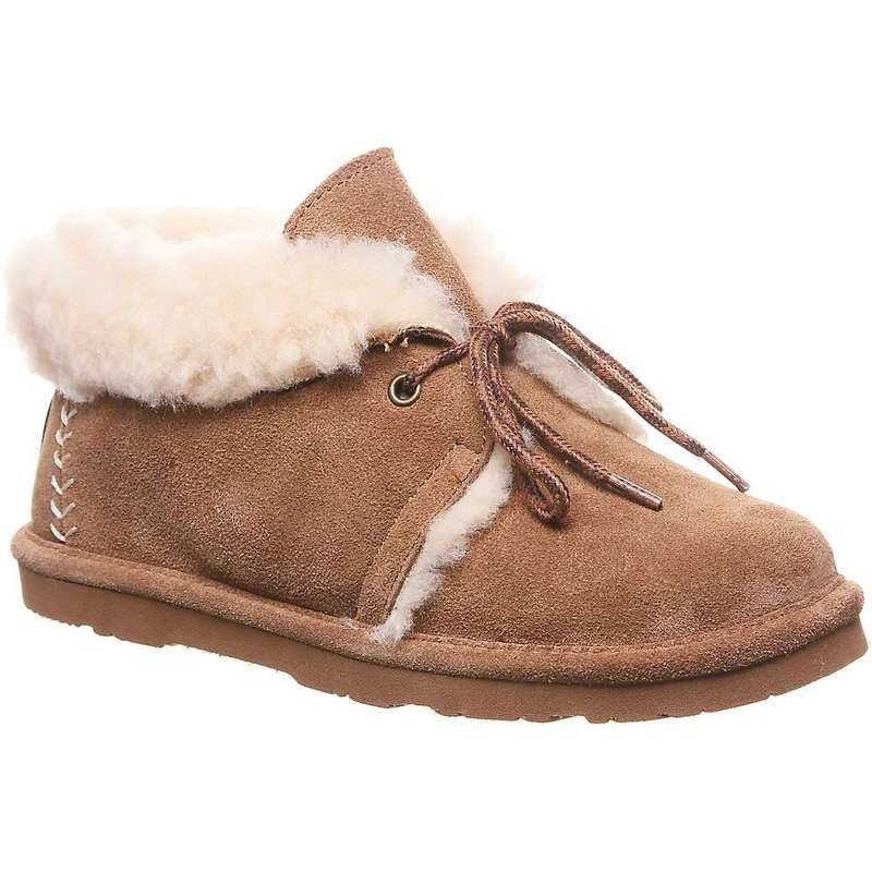 ベアパウ レディース ブーツ・レインブーツ シューズ Bearpaw Women's Juliette Boot Hickory II