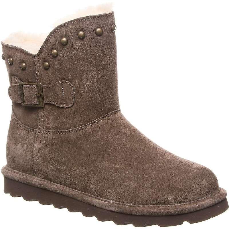 ベアパウ レディース ブーツ・レインブーツ シューズ Bearpaw Women's Minnie Boot Seal Brown